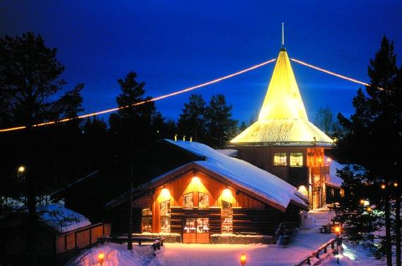 Babbo Natale Vive Al Polo Nord.La Letterina Per Babbo Natale Dove Spedirla Ecco L Indirizzo Campi Bisenzio Notizie Blog