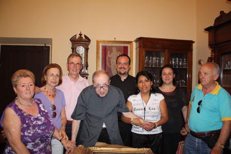 Monsignor Francesco Socci 60° anniversario