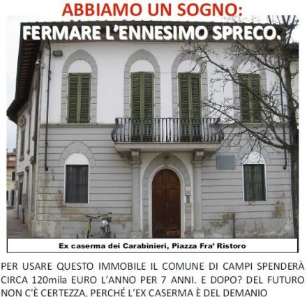 caserma carabinieri campi