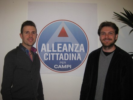Daniele Baratti e Alessandro Tesi