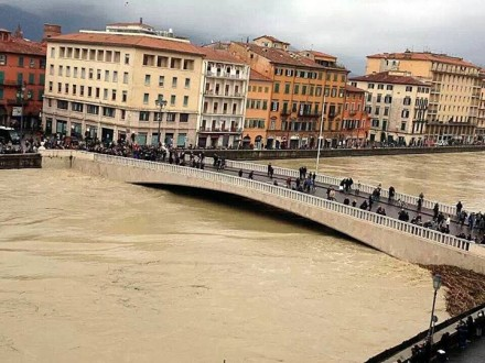 Situazione attuale a Pisa - NEW FREE ITALY
