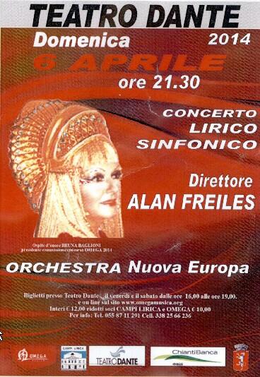 Concerto sinfonico 6 aprile